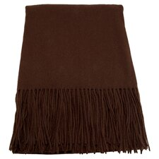 Signature Waterwave Cashmere / Wool Throw