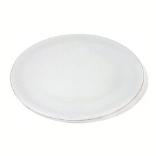 "Update White 12"" Pizza Plate"