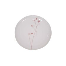 Five Senses Ruby Salad Plate