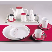Five Senses Ruby Dinnerware Collection