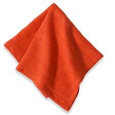 Laundered Linen Solid Napkin (Set of 4)