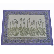 <strong>Couleur Nature</strong> Lavender Purple Green Placemat (Set of 6)