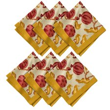 Pomegranate Napkin (Set of 6)