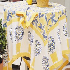 Lemon Tree Dining Linens Set