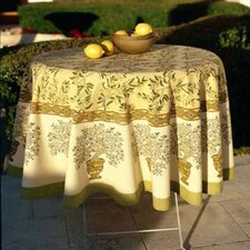 <strong>Couleur Nature</strong> Olive Tree Tablecloth