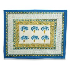 Bleuet Blue Green Placemat (Set of 6)
