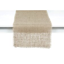 <strong>Couleur Nature</strong> Burlap Table Runner