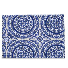 Medallion Placemat and Napkin Set