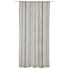 Nelson Unlined Slot Top Single Panel Curtain