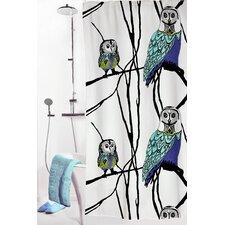 Hu-Huu Polyester Shower Curtain
