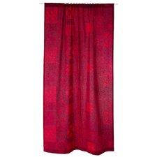 Sydantalvi Unlined Slot Top Single Panel Curtain