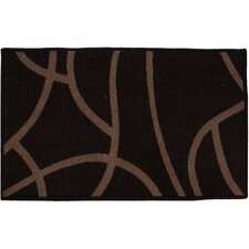 Balaton Brown Door Mat