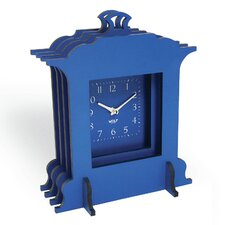 <strong>Wolf Designs</strong> Jigsaw Grand Mantel Clocks