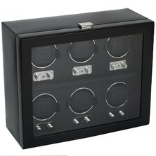 Heritage Module 2.1 Six Piece Watch Box