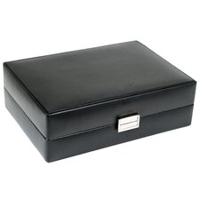 Heritage Watch Storage Boxes 4 Piece Travel Case