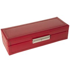 Queens Court Safe Deposit Travel Case