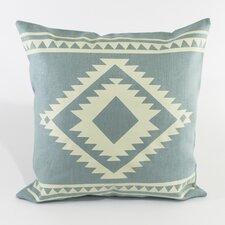 Aztec Border Pillow Cover
