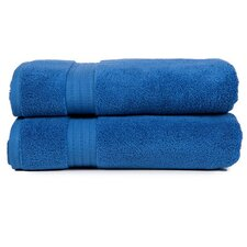 Modern Living Fine Cotton Bath Towel (Set of 2)