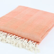 <strong>Nine Space</strong> Nine Space Herringbone Throw Blanket
