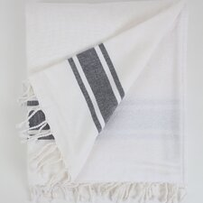 <strong>Nine Space</strong> Ayrika Ocean Terry Fouta Bath Towel