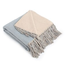 <strong>Nine Space</strong> Oceanic Expedition Bi-Color Bamboo Throw