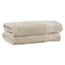 Dotty 2 Piece Towel Set
