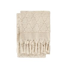 Lattice 2 Piece Towel Set