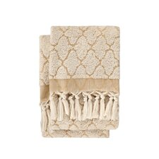 Lattice 2 Piece Towel Set