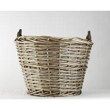 XL French Market Round Basket