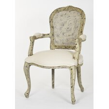 Lyon Fabric Arm Chair