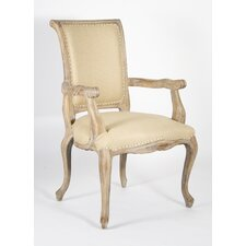 <strong>Zentique Inc.</strong> Dijon Fabric Arm Chair
