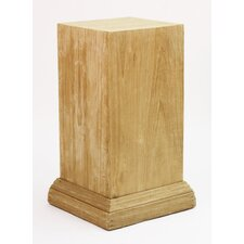 Cottage Pedestal Plant Stand