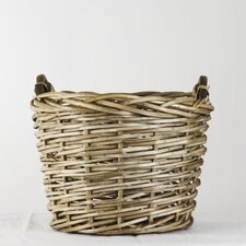 Medium French Market Round Basket