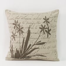 French Country Down Blend Wild Flower Toss Pillow