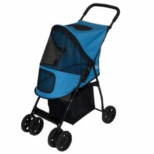 <strong>Pet Gear</strong> Sport Lite Standard Pet Stroller