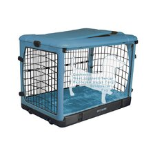 <strong>Pet Gear</strong> Deluxe Pet Crate