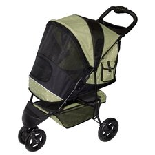 Special Edition Pet Stroller in Sage