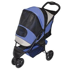 Sportster Pet Stroller in Lilac