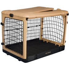 Deluxe Pet Crate