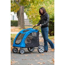 <strong>Pet Gear</strong> Expedition Standard Pet Stroller