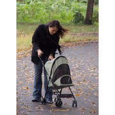 <strong>Pet Gear</strong> Travel Lite Standard Pet Stroller
