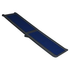 "Travel Lite Bi-Fold Full 34.5"" Pet Ramp"