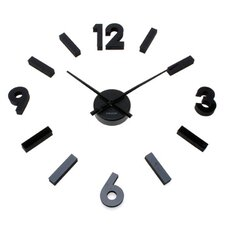 DIY Maxi Wall Clock