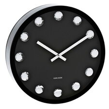 Big Diamond Wall Clock