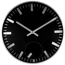 Moving Index Wall Clock