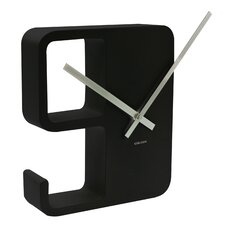 9 Big Wall Clock