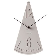 Unbalance Pendulum Table Clock