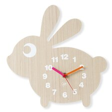 <strong>JIP</strong> Rabbit Wall Clock