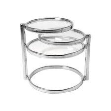 Double Swivel Mini Table