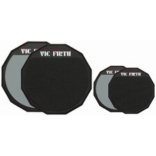 "12"" Double Sided Drum Practice Pad"